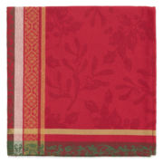 Christmas Plaid Set of 4 Napkins