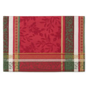 Christmas Plaid Set of 4 Placemats