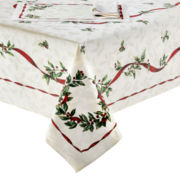 Laurel Wreath Table Linen Collection