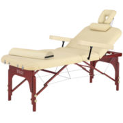 "Master® Massage 31"" SpaMaster™ Portable LX Massage Table Package"