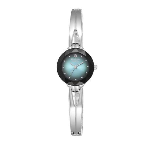 Armitron® Now® Womens Diamond-Accent Bangle Watch 75/5323TLSV