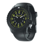 Columbia® Mens Black Strap Urbaneer Sport Watch CA020052