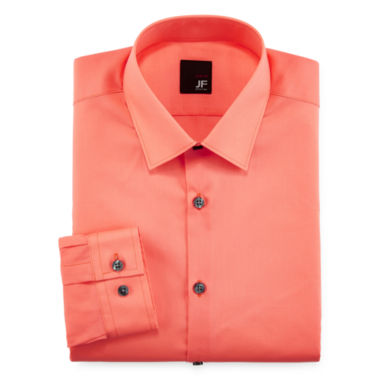 jcpenney.com | JF J. Ferrar® Slim-Fit Easy-Care Dress Shirt - Big & Tall