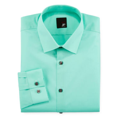 jcpenney.com | JF J. Ferrar® Easy-Care Dress Shirt - Slim Fit