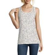 Stylus™ Sequin Tank Top - Tall