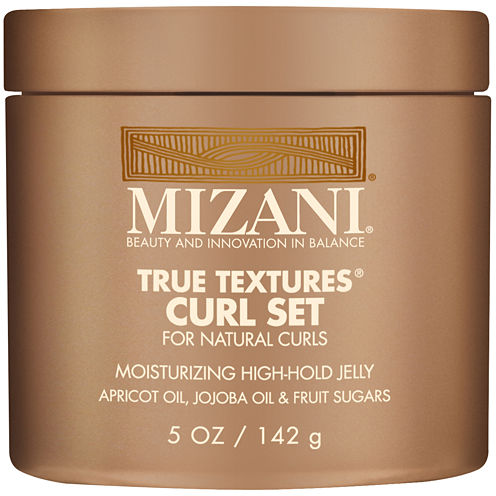 Mizani® True Textures® Curl Set Moisturizing High-Hold Jelly - 5 oz.