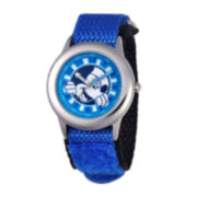 Disney Mickey Mouse Kids Time Teacher Blue Strap Watch