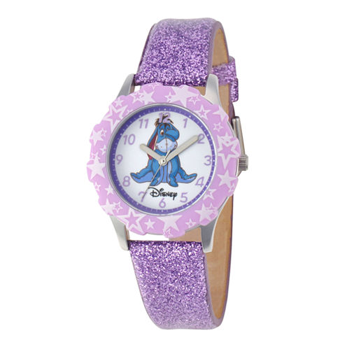 Disney Eeyore Kids Glitter Watch