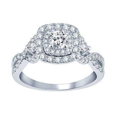 jcpenney.com | 1 CT. T.W. Diamond Bridal Ring