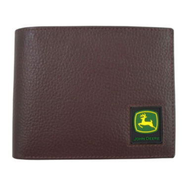jcpenney.com | John Deere® Leather Passcase Wallet