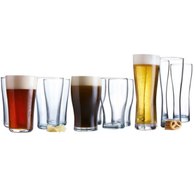 jcpenney.com | Luminarc® Brewmaster 12-pc. Assorted Glassware Set