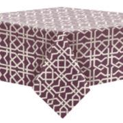 Lattice Tablecloth