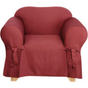 SURE FIT® Logan 1-pc. Chair Slipcover
