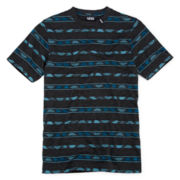 Vans® Short-Sleeve Stripe Knit Tee - Boys 8-20