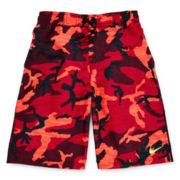 Nike® Camo Volley Shorts - Boys 6-18