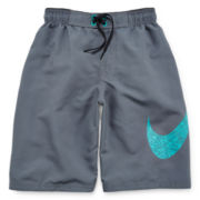 Nike® Swoosh Volley Shorts - Boys 6-18