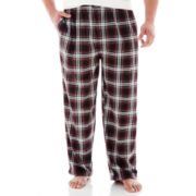 Jockey® Silky Soft Polyester Fleece Pajama Pants-Big & Tall