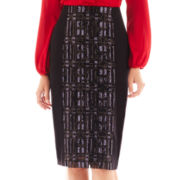 Worthington® High-Waist Pencil Skirt - Tall