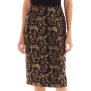 Worthington® High-Waist Pencil Skirt