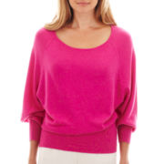Worthington® Dolman Sleeve Sweater