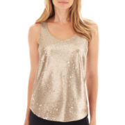 Worthington® Sequin Top