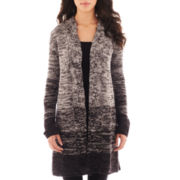 Alyx® Long-Sleeve Open-Front Print Cardigan Sweater