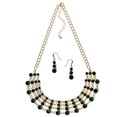jcpenney.com | Mixit Womens 2-pc. Necklace Set