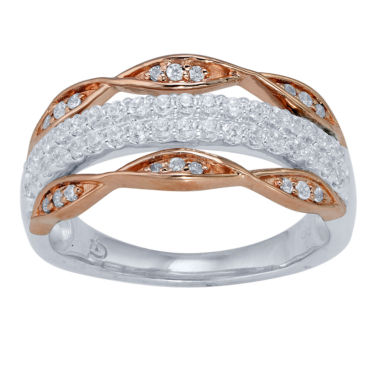 jcpenney.com | LIMITED QUANTITIES! 1/2 CT. T.W. White Diamond 10K Band