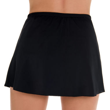 jcpenney.com | Trimshaper Solid Swim Skirt