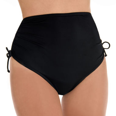 jcpenney.com | Trimshaper Solid Brief Swimsuit Bottom