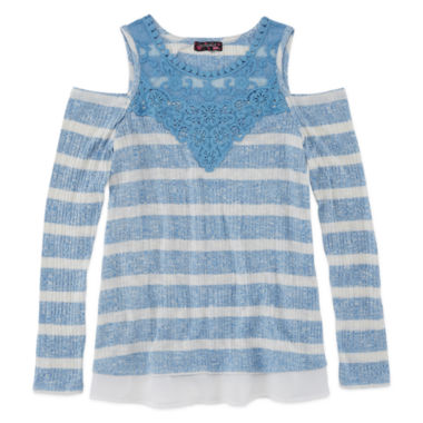 jcpenney.com | Tempted Girls Tunic Top - Big Kid