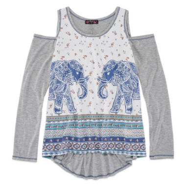 jcpenney.com | Tempted Girls Tunic Top - Big Kid Girls