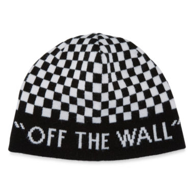 jcpenney.com | Vans® Checkers Reversible Beanie - Boys 8-20