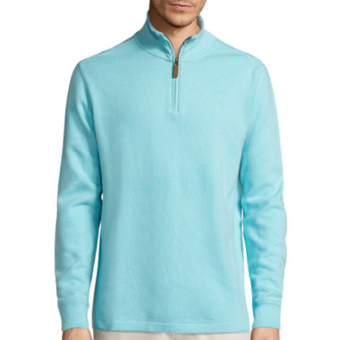 jcpenney.com | Island Shores Quarter-Zip Pullover