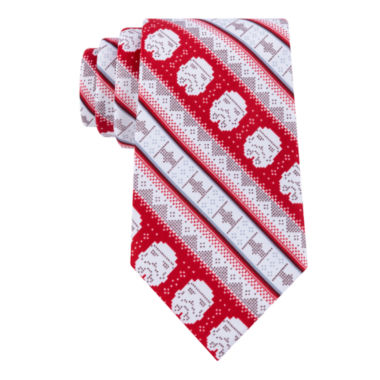 jcpenney.com | Star Wars® Stormtrooper Fair Isle Tie