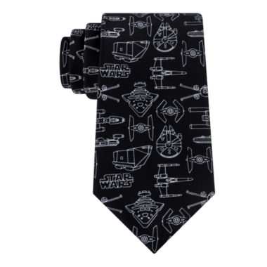 jcpenney.com | Star Wars® Line Drawing Tie