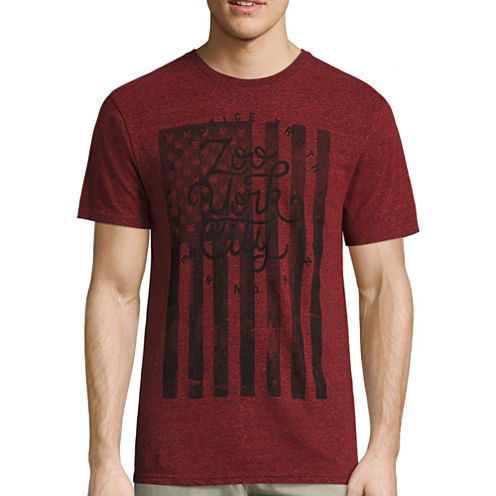 Zoo York Banner Tee Short Sleeve Graphic T-Shirt