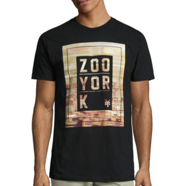 jcpenney.com | Harold Hunter Foundation Zoo York Tripped Graphic T-Shirt
