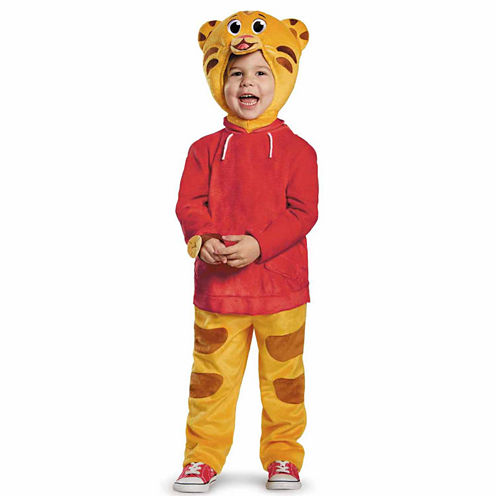 Daniel Tiger Deluxe Infant 2-pc. Dress Up Costume
