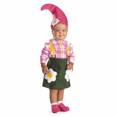 jcpenney.com | Flower Garden Gnome Infant 3-pc. Dress Up Costume