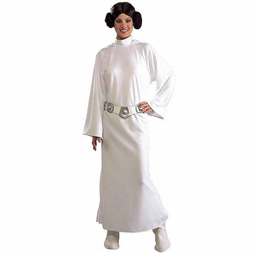 Buyseasons Star Wars  Princess Leia 4-pc. Star Wars Dress Up Costume