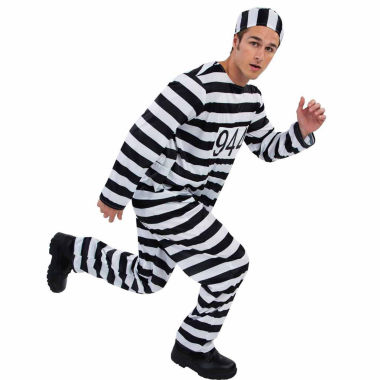 jcpenney.com | Convict 3-pc. Dress Up Costume