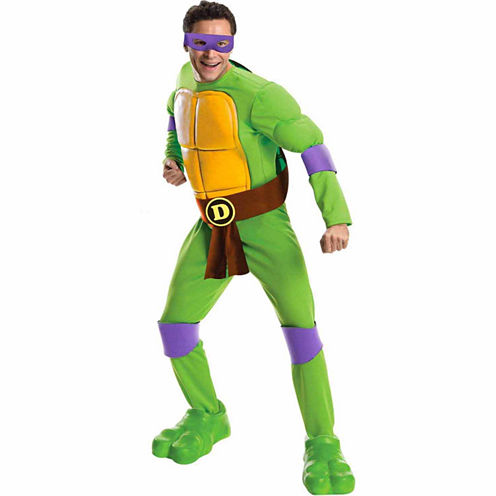 Teenage Mutant Ninja Turtles Deluxe Donatello 6-pc. Dress Up Costume