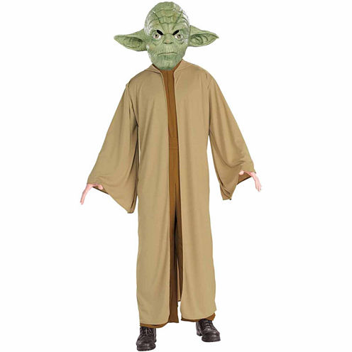 Star Wars  Yoda Deluxe Adult Costume - Standard One-Size