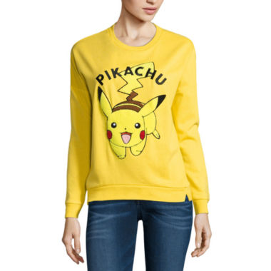 jcpenney.com | Long Sleeve Sweatshirt-Juniors