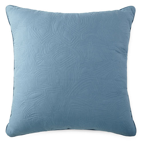 JCPenney Home Belcourt Euro Pillow