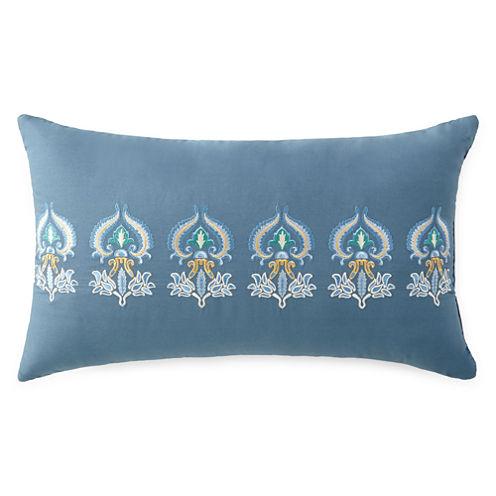 JCPenney Home Belcourt Oblong Decorative Pillow