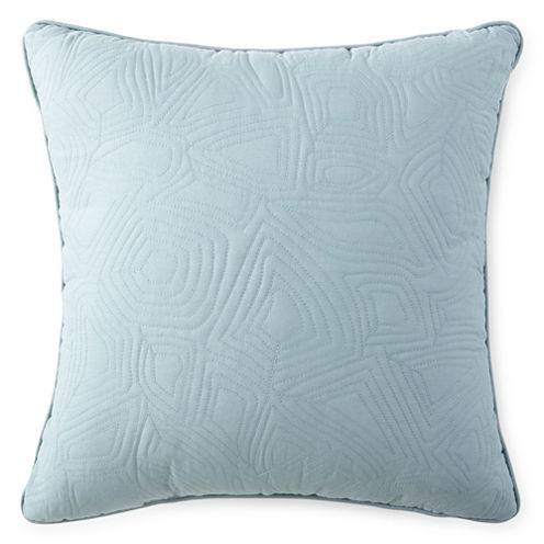 JCPenney Home Belcourt Square Decorative Pillow