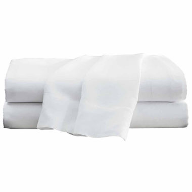 jcpenney.com | Hotel 24-pc. 300tc Easy Care Fitted Sheet