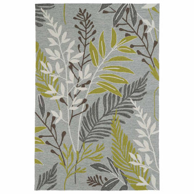 jcpenney.com | Kaleen Home And Porch Mod Leaf Hand Tufted Rectangle Rugs